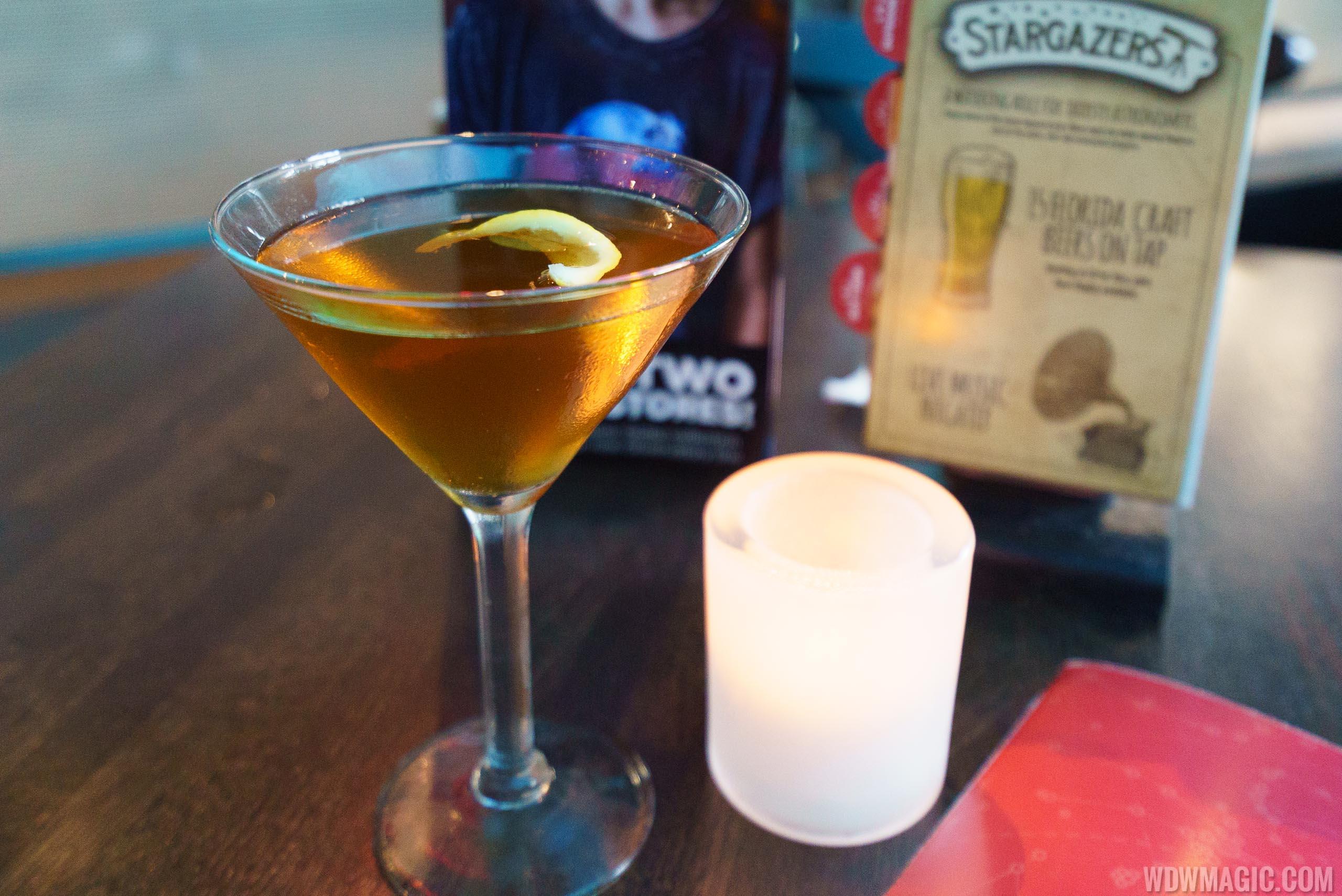 The Observatory - $12 Stoli Vodka, Limoncino Bottega,  Monin Peach Tea and Candoni Prosecco