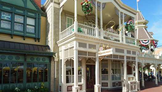PHOTOS - The Plaza Restaurant to offer breakfast at the Magic Kingdom