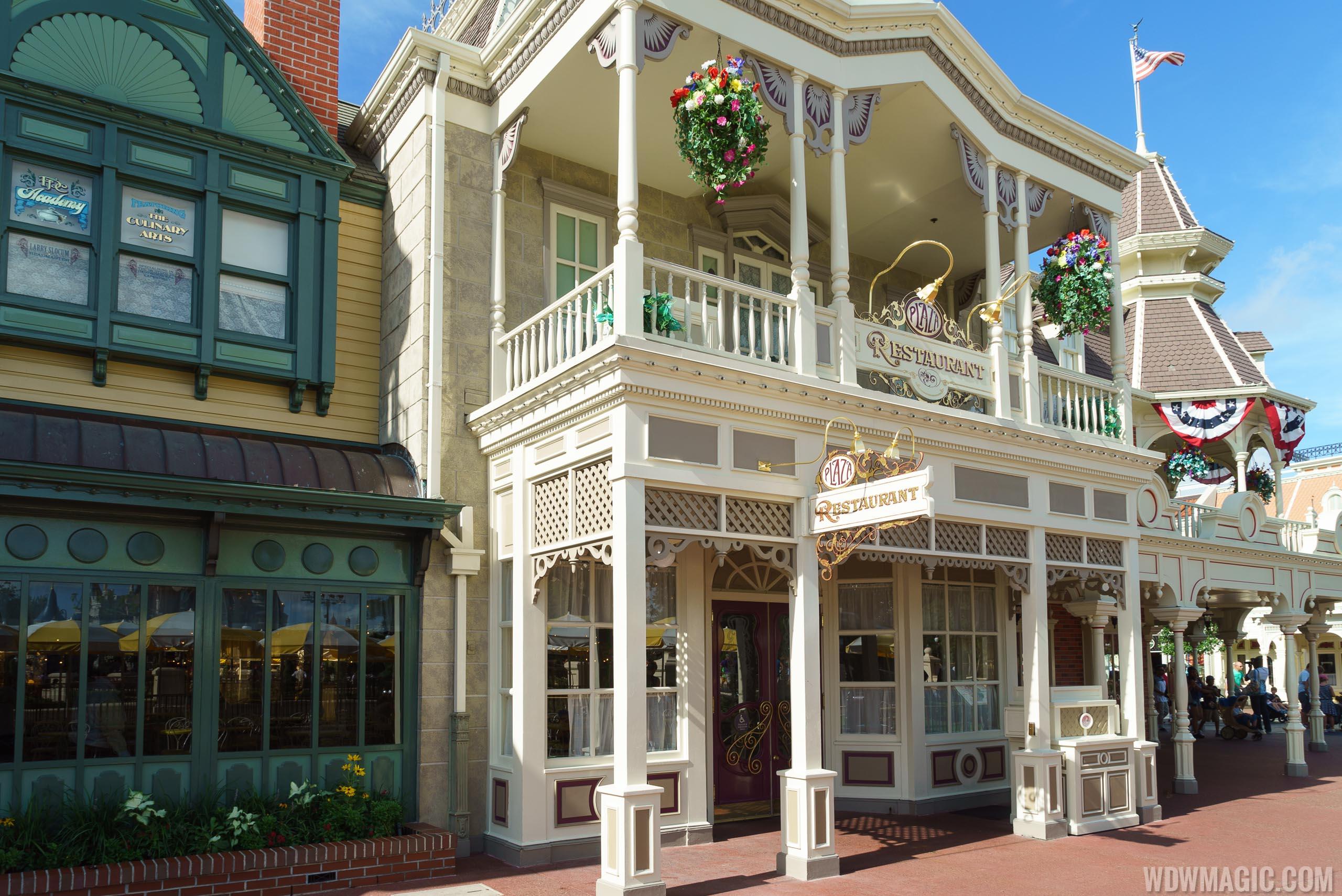 Plaza Restaurant overview