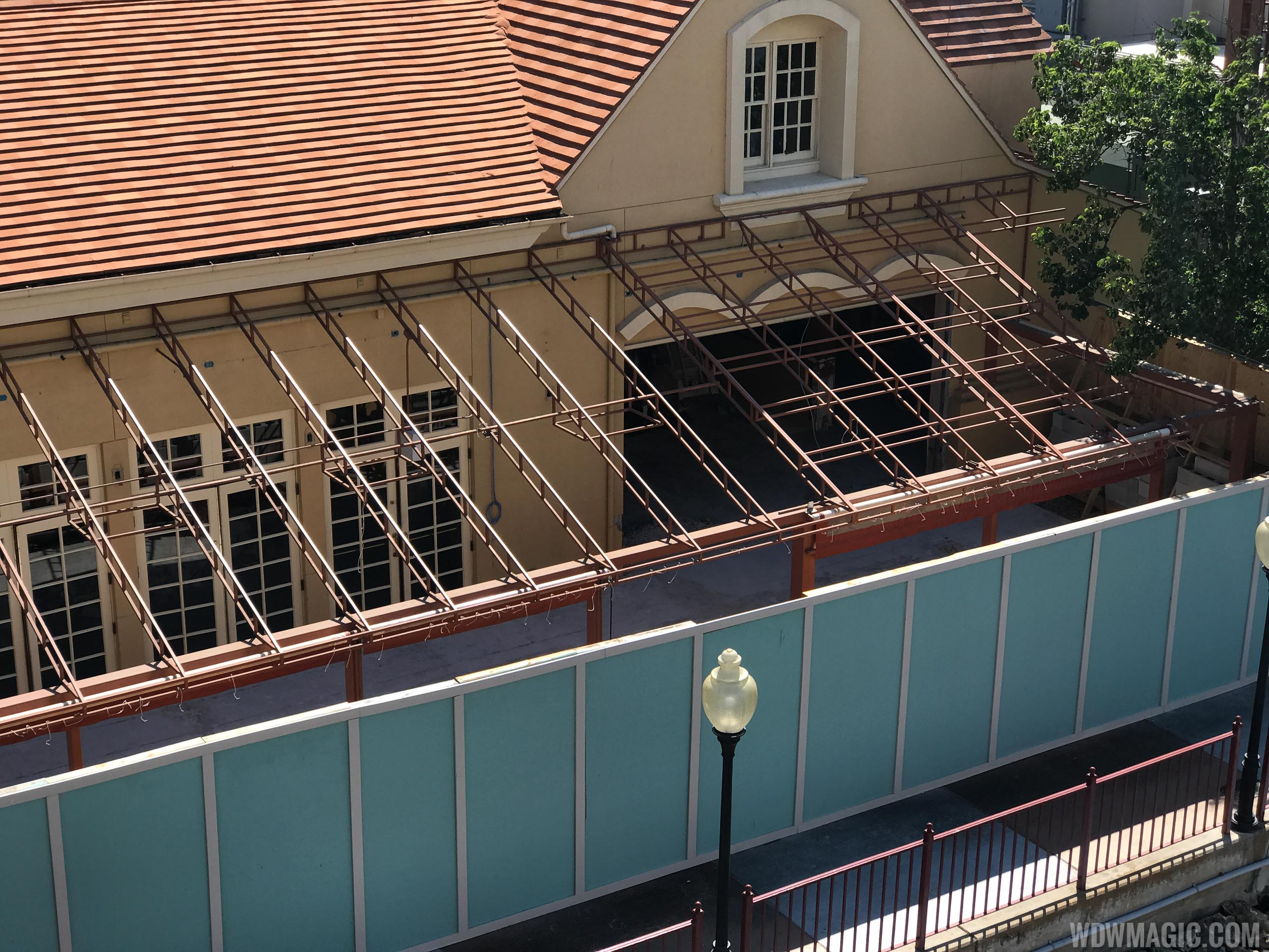 Portobello refurbishment