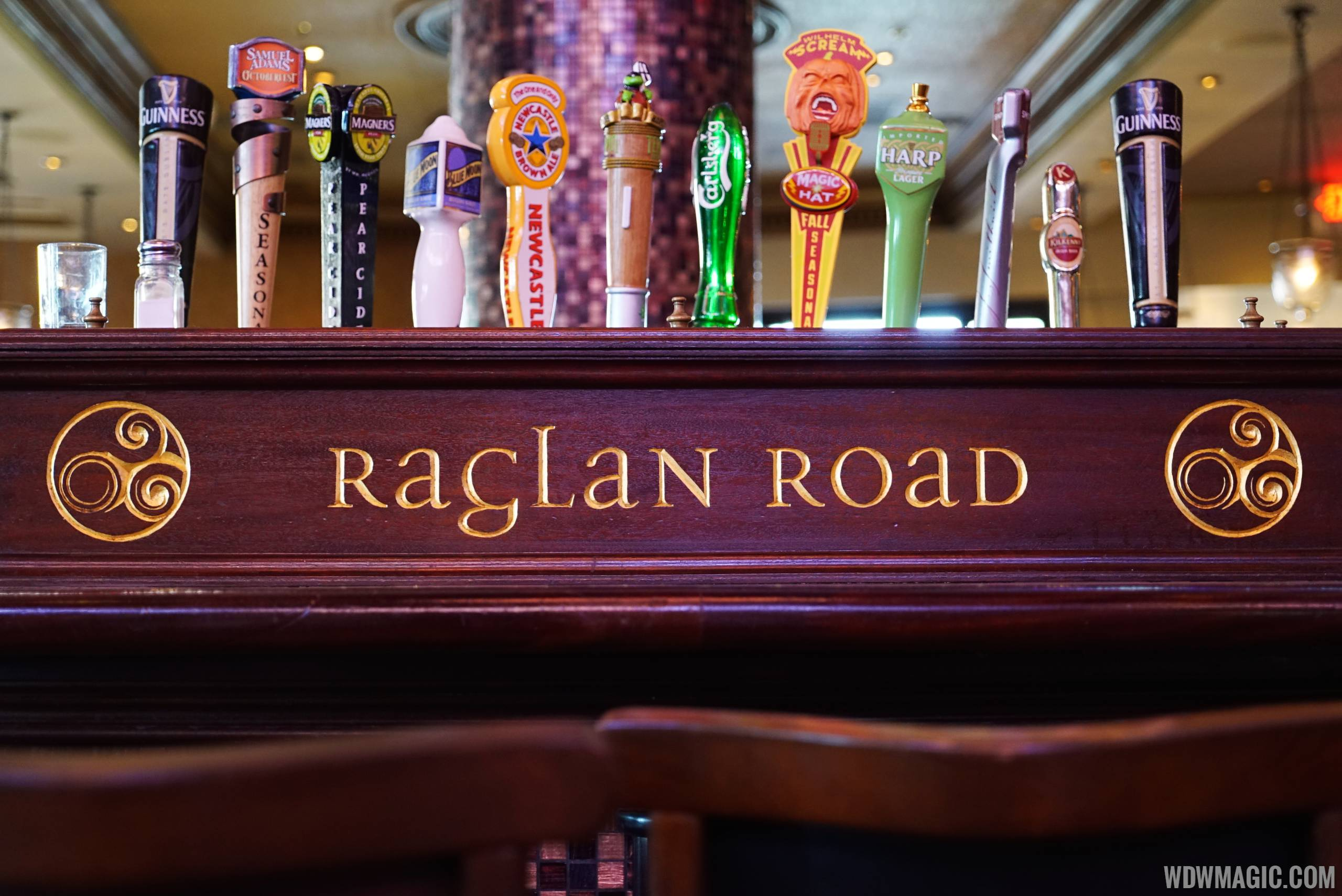 Raglan Road overview
