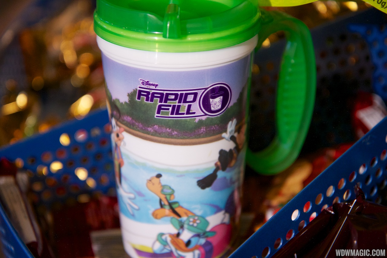 Rapid Fill Refillable Mug 2013