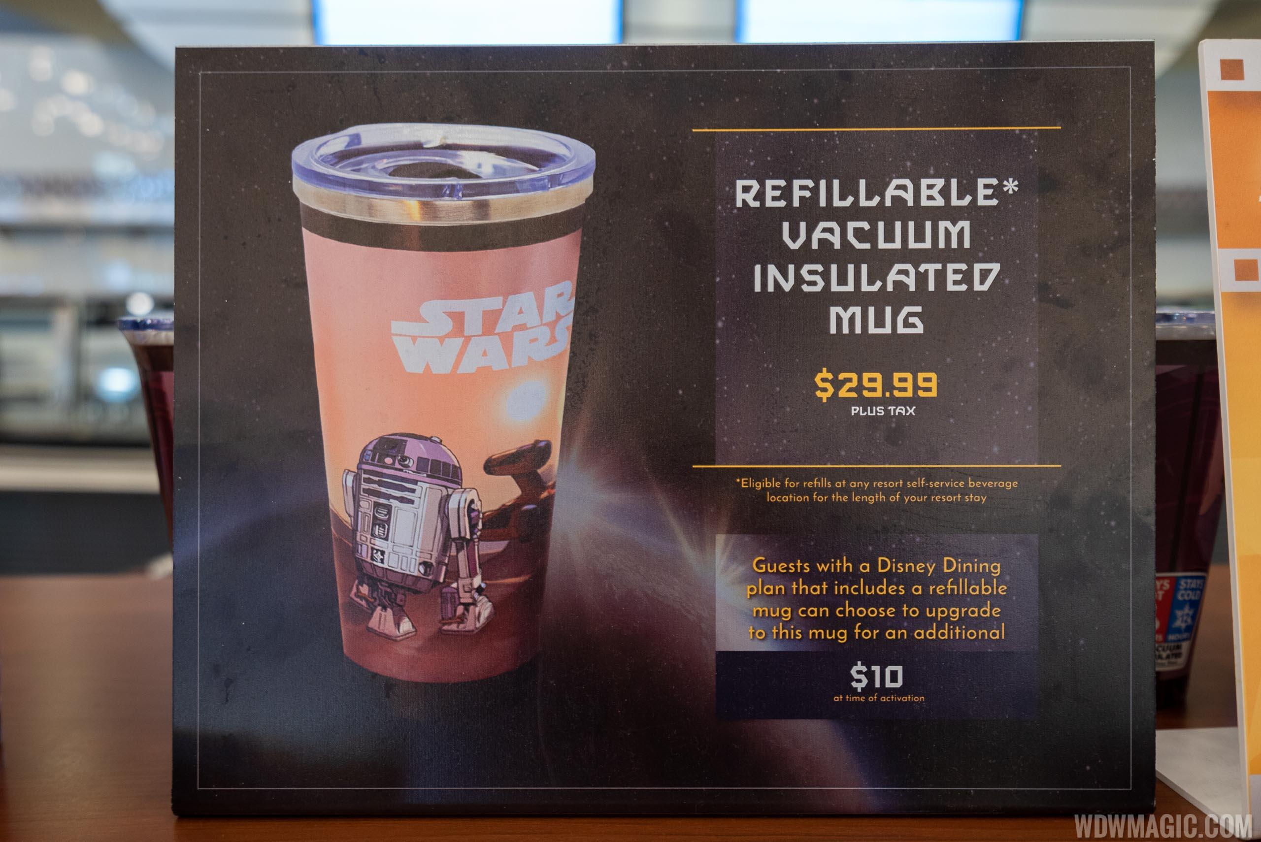 Rapid Fill Refillable Mug 2020
