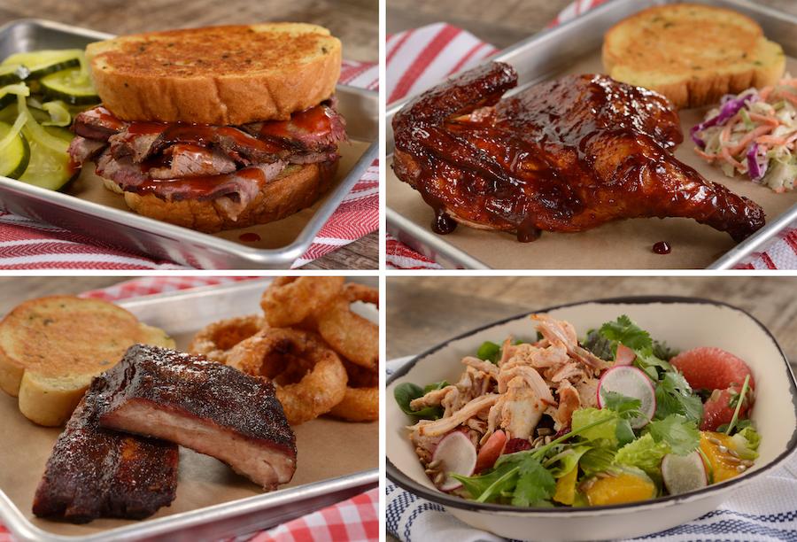 Regal Eagle Smokehouse food preview