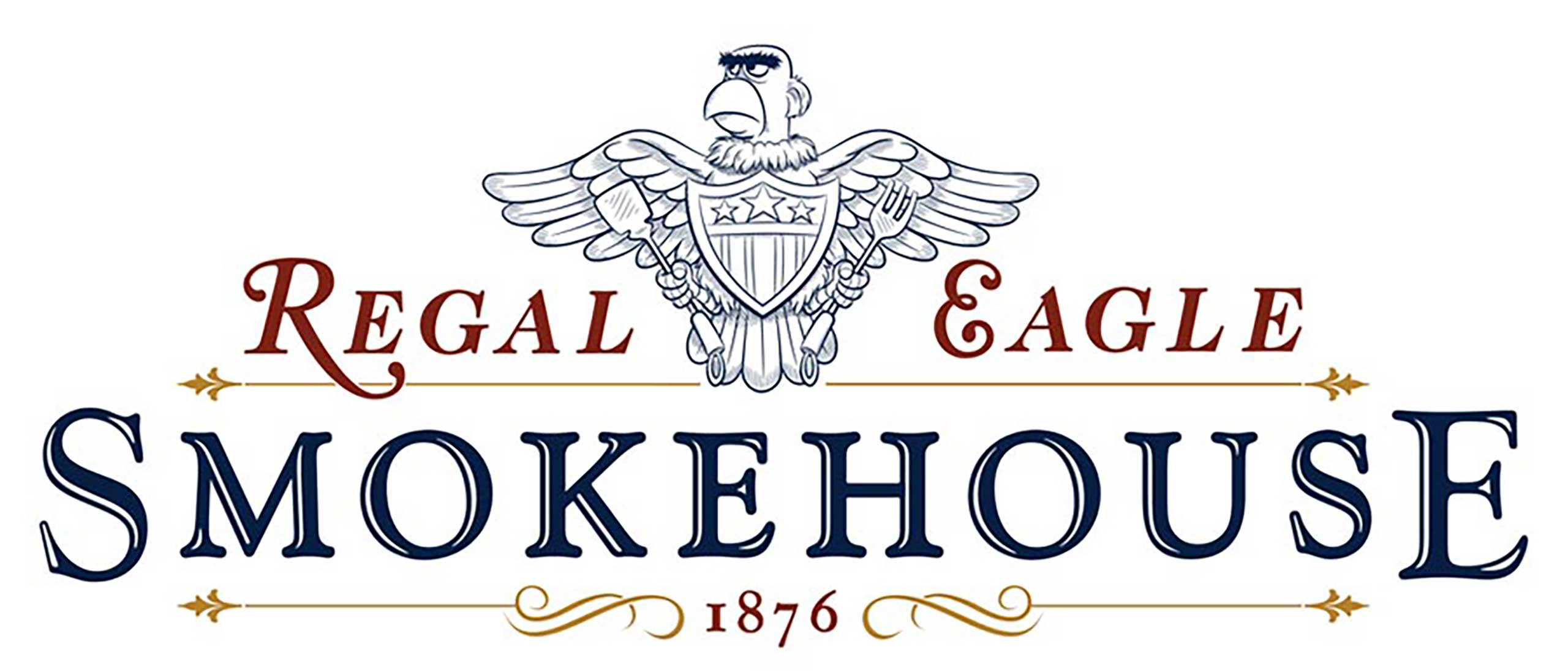 Regal Eagle Smokehouse concept art