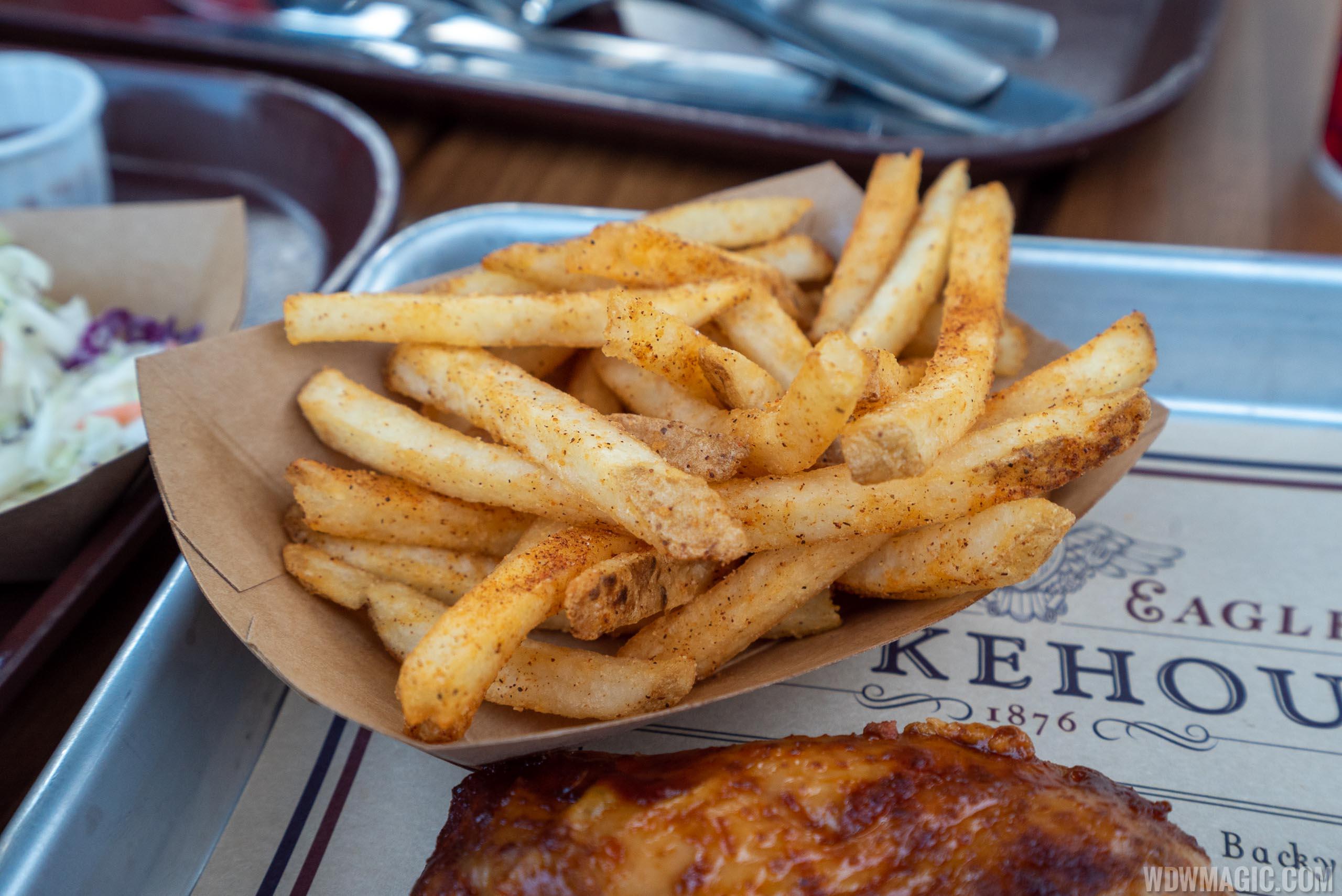 Regal Eagle Smokehouse - Seasoned Fries