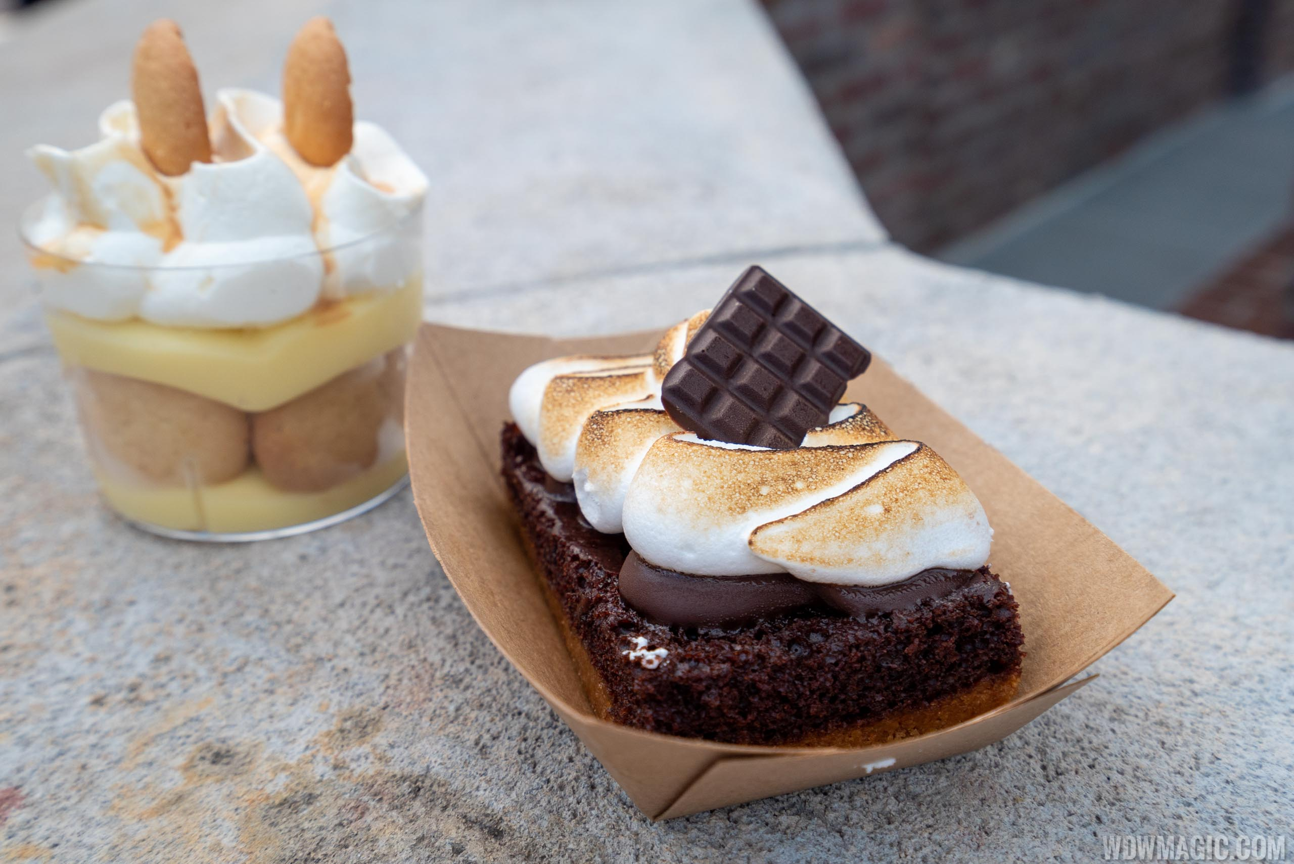 Regal Eagle Smokehouse - S'mores Brownies