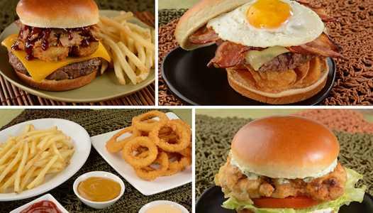 Burgers and Sundaes fixed price dining coming to Restaurantosaurus
