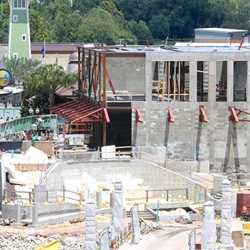 STK Orlando construction