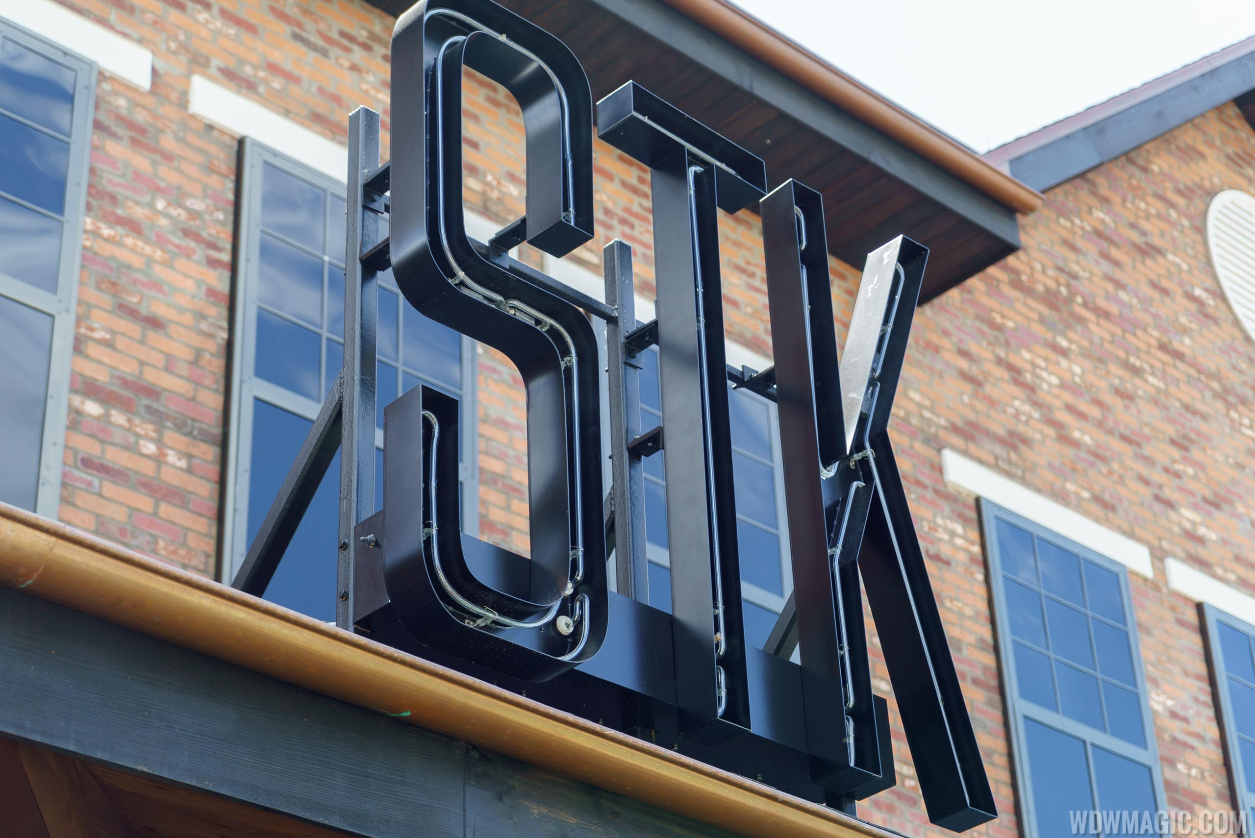 STK Orlando construction