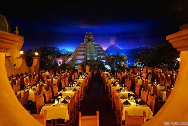 San Angel Inn Restaurante overview