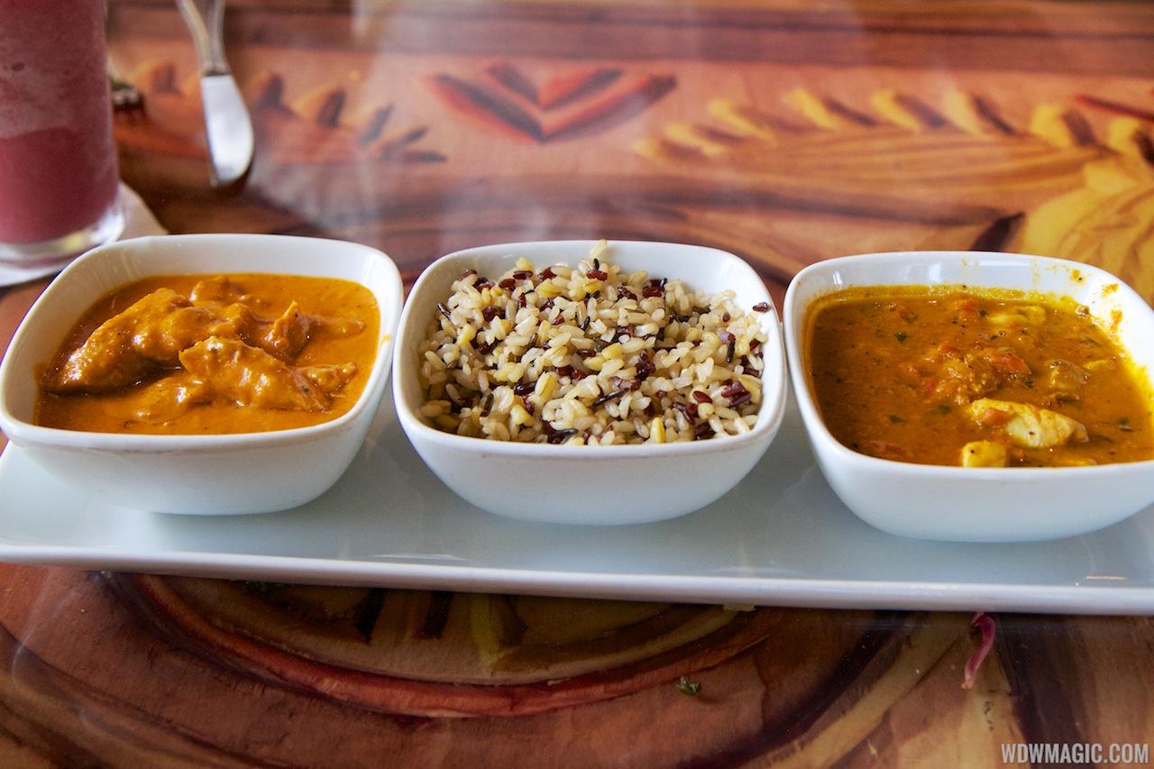 Sanna lunch items