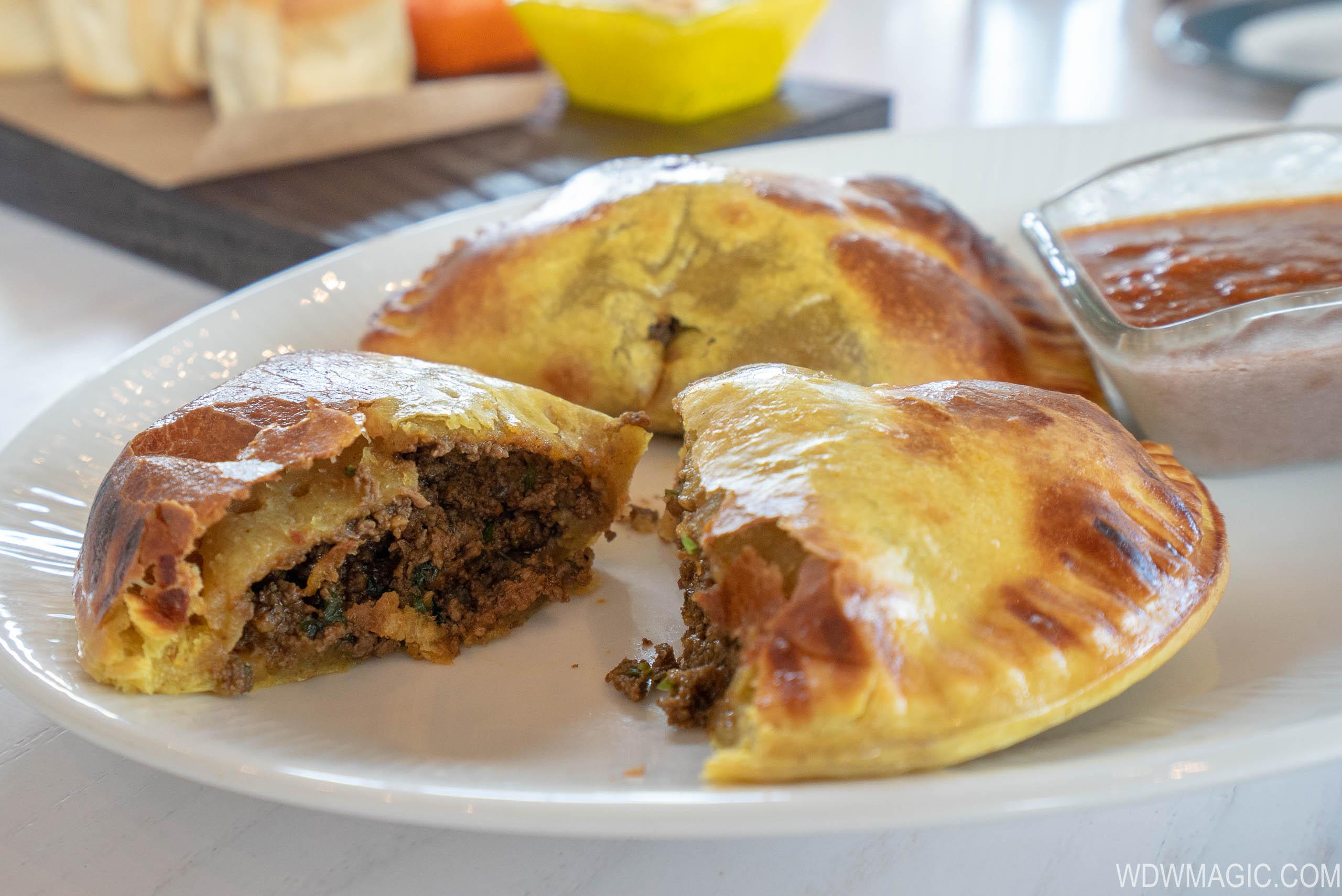 Sebastian's Bistro - Jamaican Meat Pies