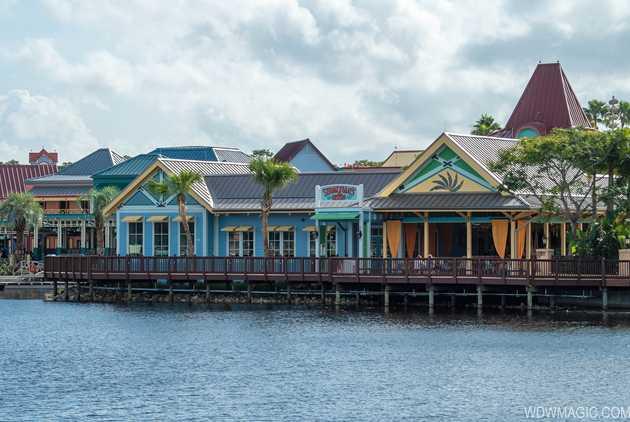 09fb6dd19 REVIEW - Sebastian s Bistro at Disney s Caribbean Beach Resort
