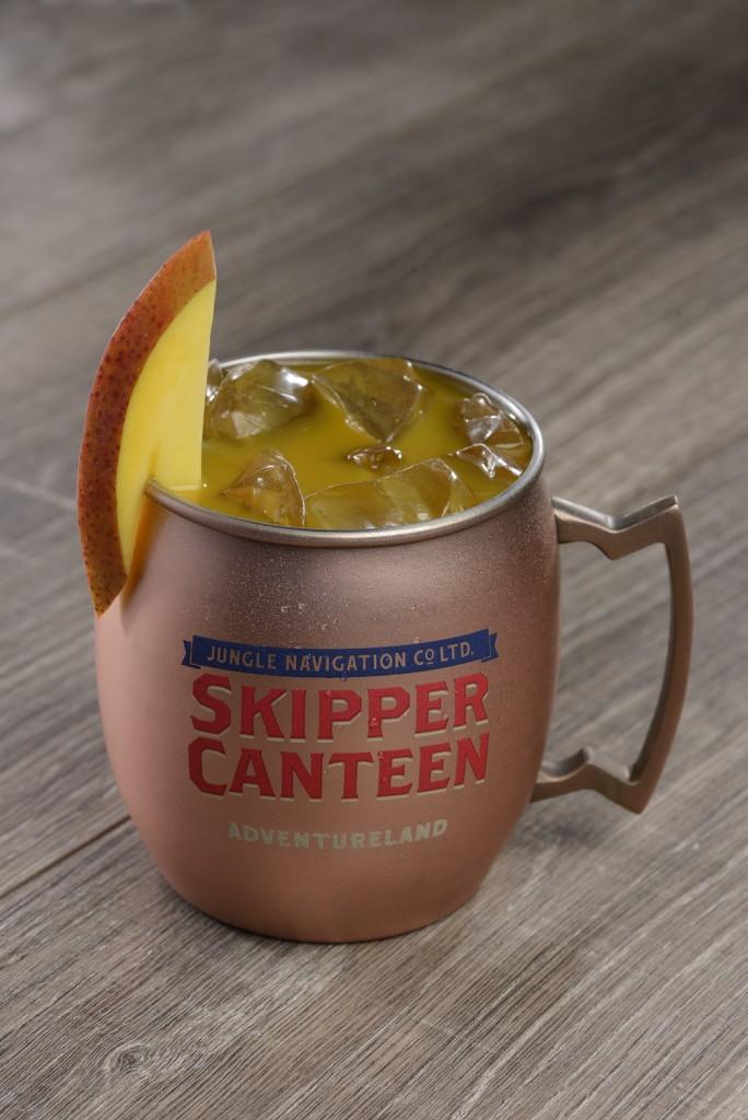Jungle Cruise Skipper Canteen menu items