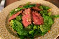 """A Lot at Steak"" Salad"