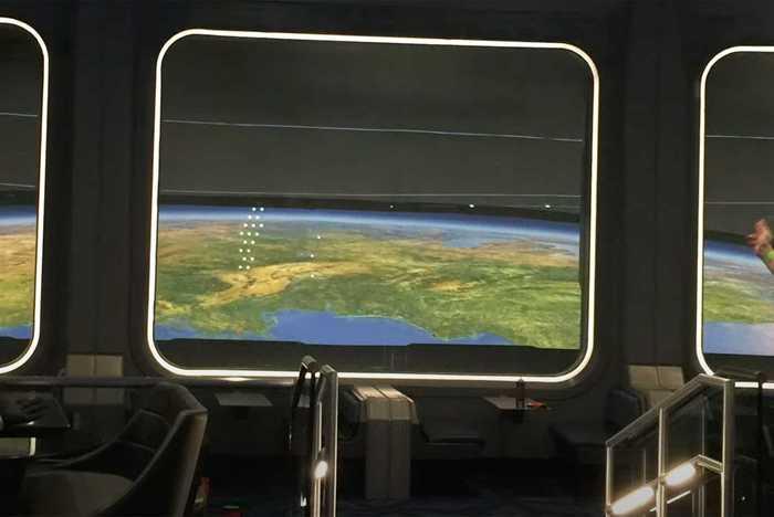 Inside Space 220