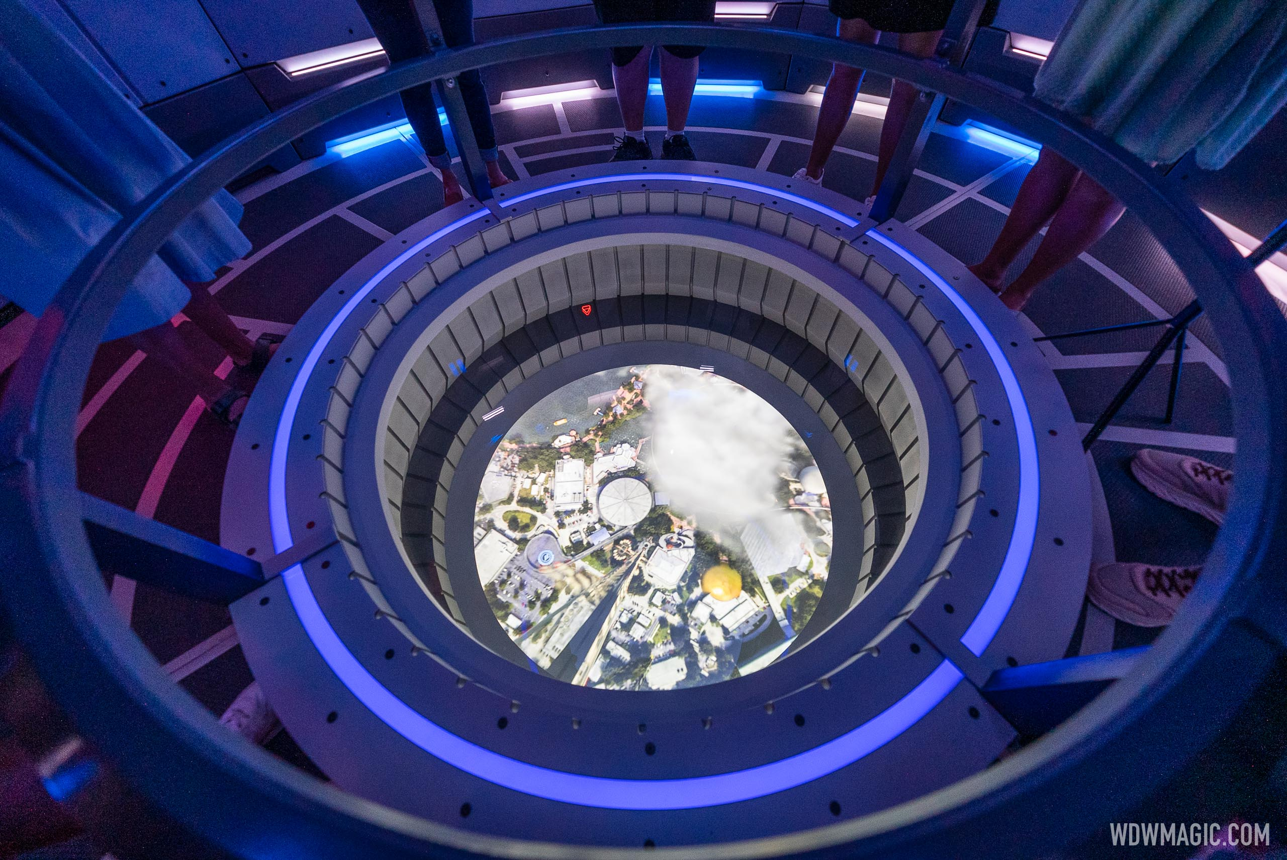 """Disney World opens an """"out of this world"""" dining experience at EPCOT - Space 220"""