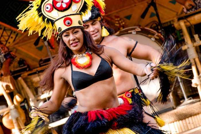 Disney's Spirit of Aloha Dinner Show overview