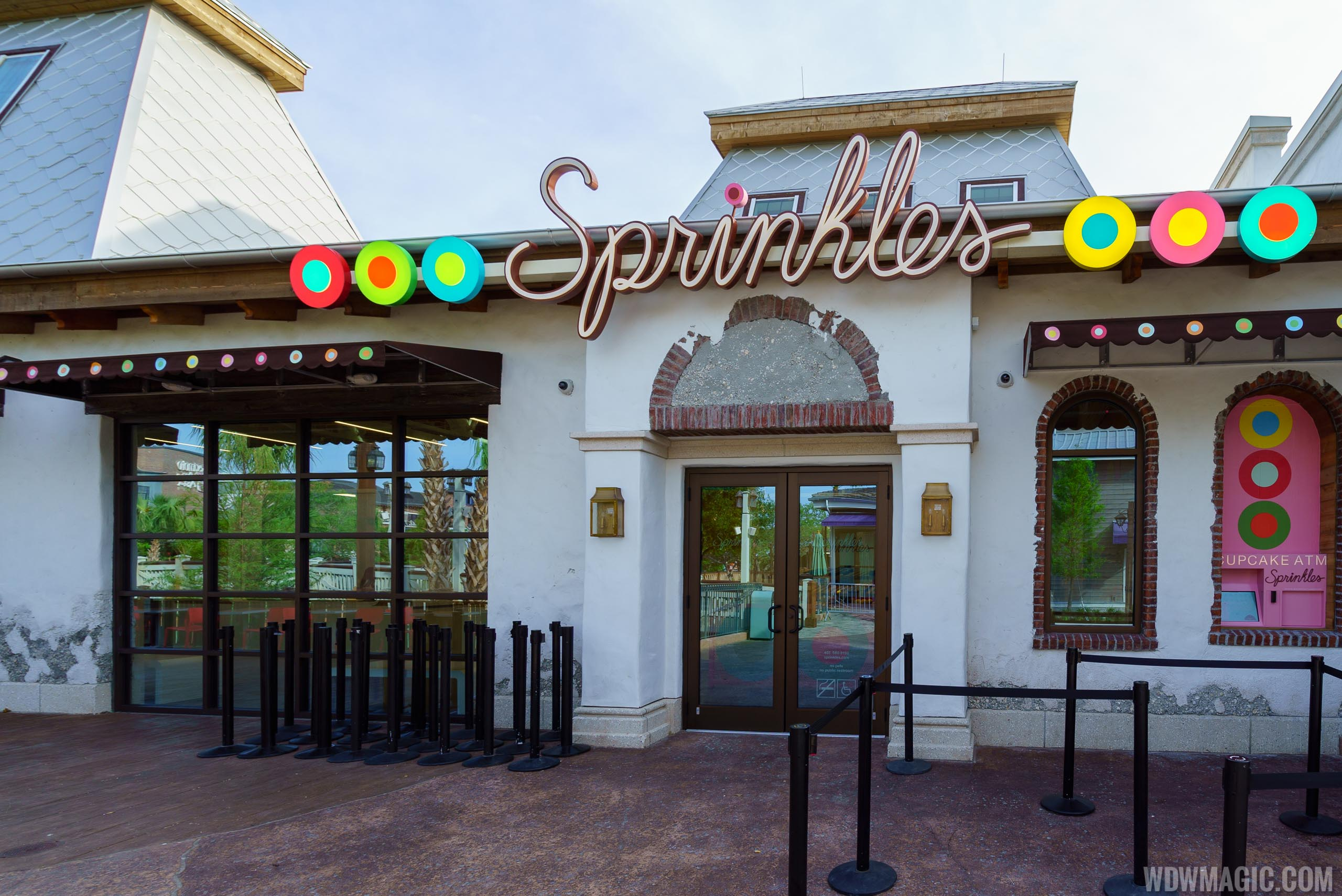 Sprinkles at Disney Springs overview