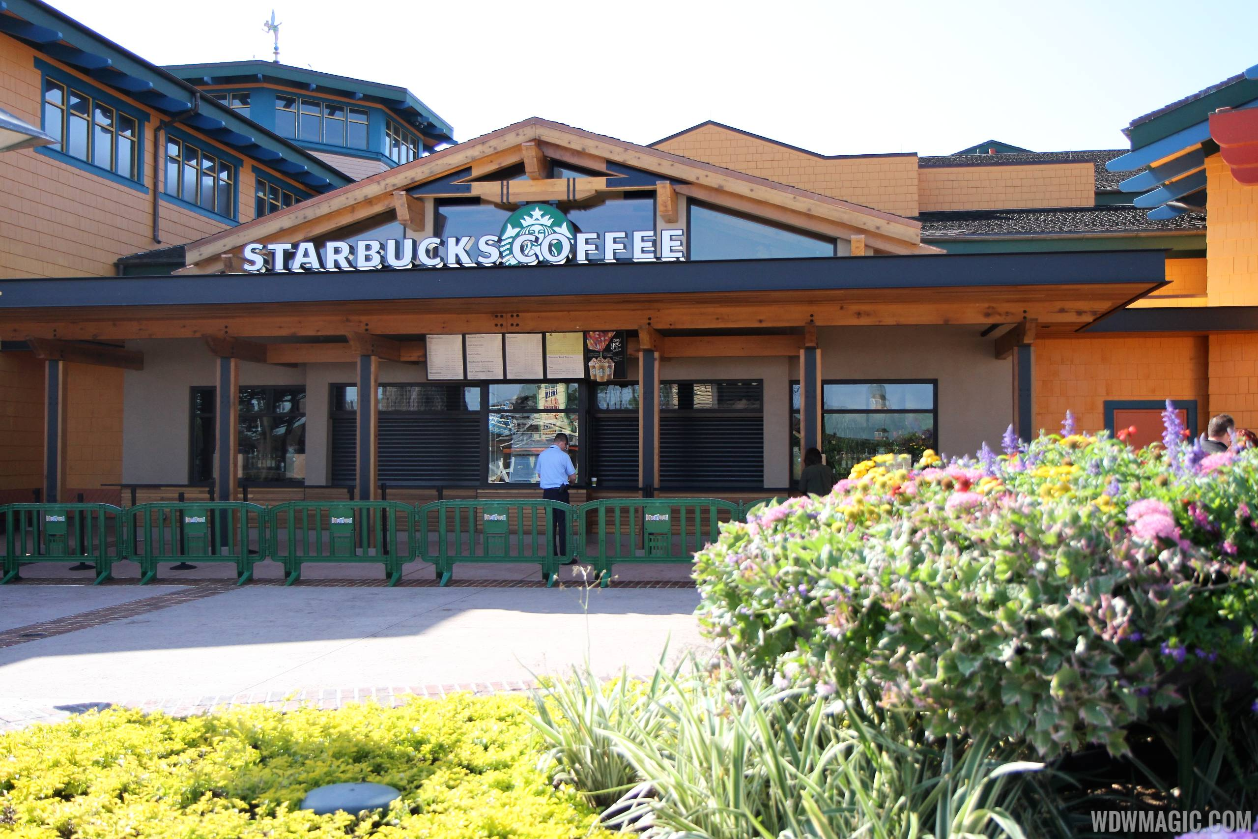 Starbucks Downtown Disney Marketplace