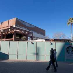 Starbucks West Side construction