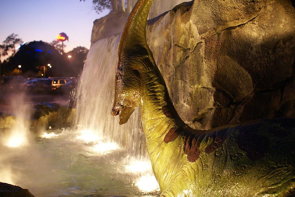 Inside T-Rex