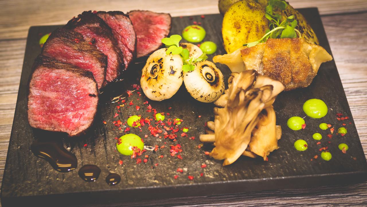 Takumi-Tei food