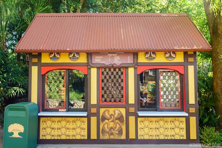 More snack kiosks reopening at Disney's Animal Kingdom