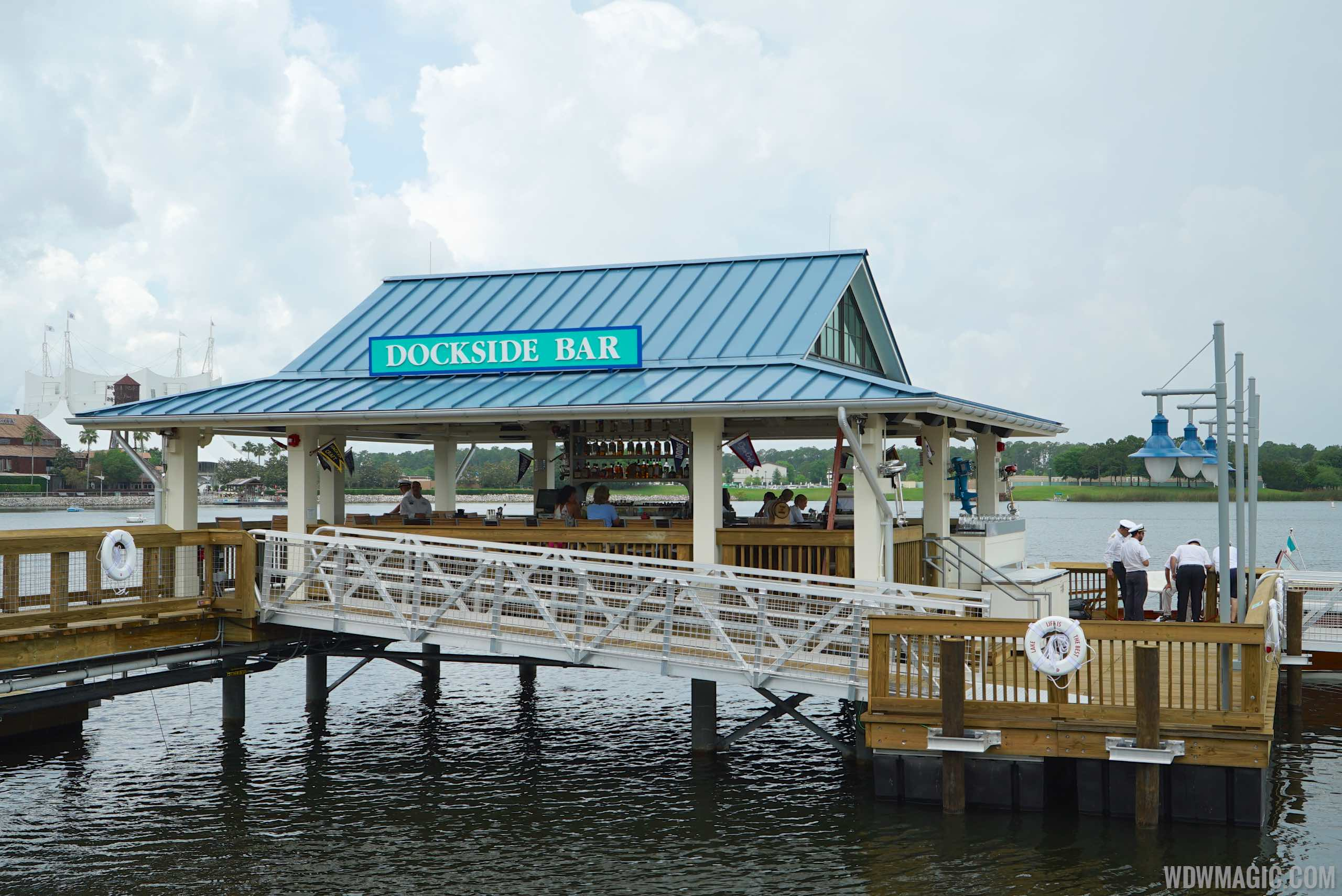 The BOATHOUSE - The Dockside Bar