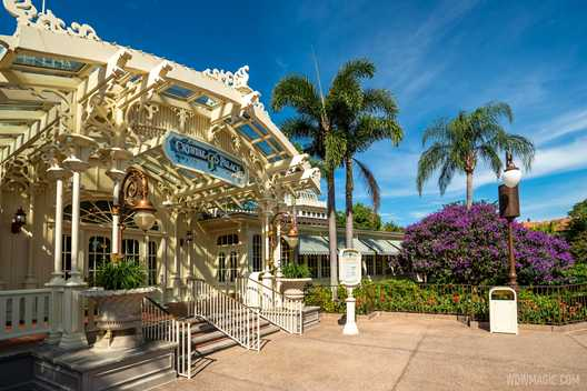 The Crystal Palace, Tomorrowland Terrace and Woody's Lunchbox reopening dates announced