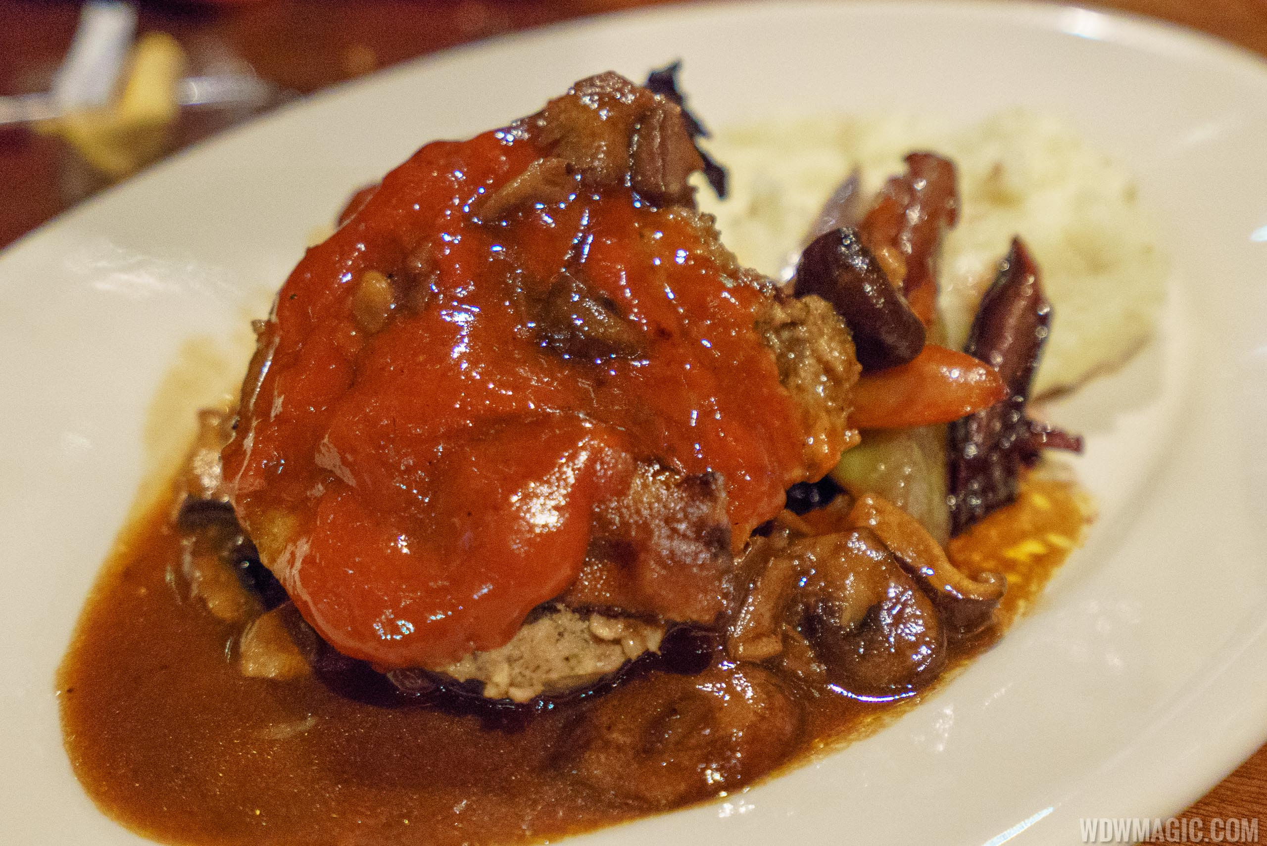 The Edison - Old Fashioned Meatloaf and Gravy