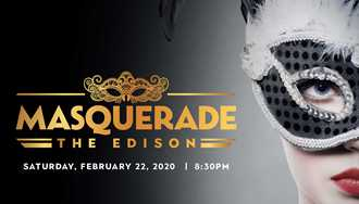 The Edison at Disney Springs to host its inaugural Masquerade event