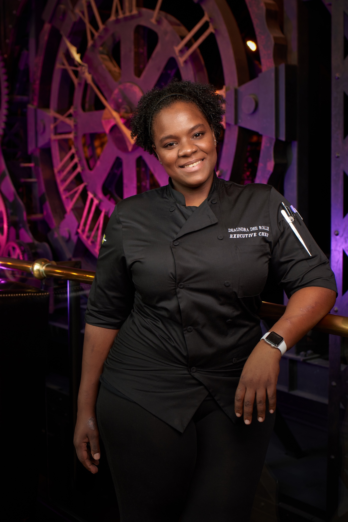 Executive Chef - Deannda 'Dee' Rolle