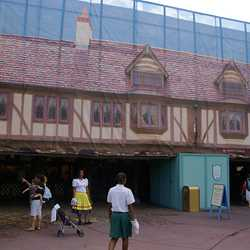The Friar's Nook exterior refurbishment