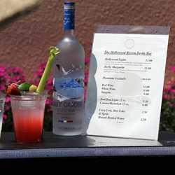 Outdoor Bar service