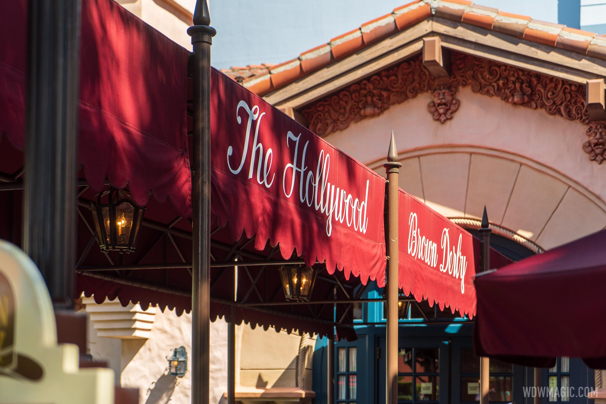 The Hollywood Brown Derby overview