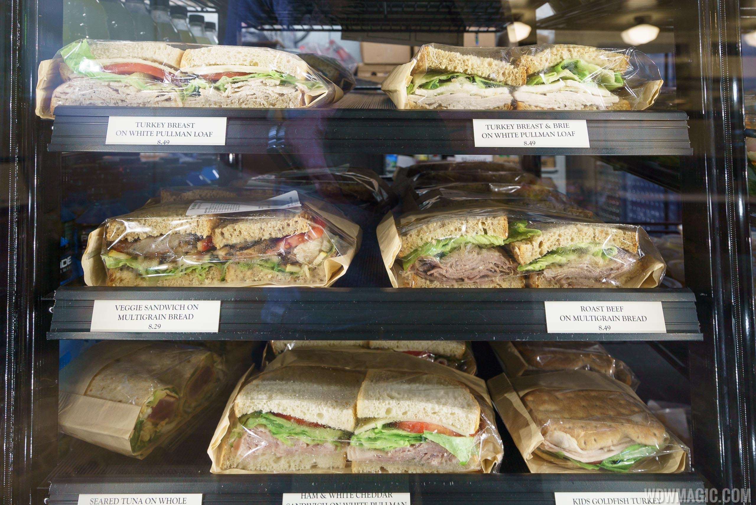 The Market at Ale and Compass - Sandwiches