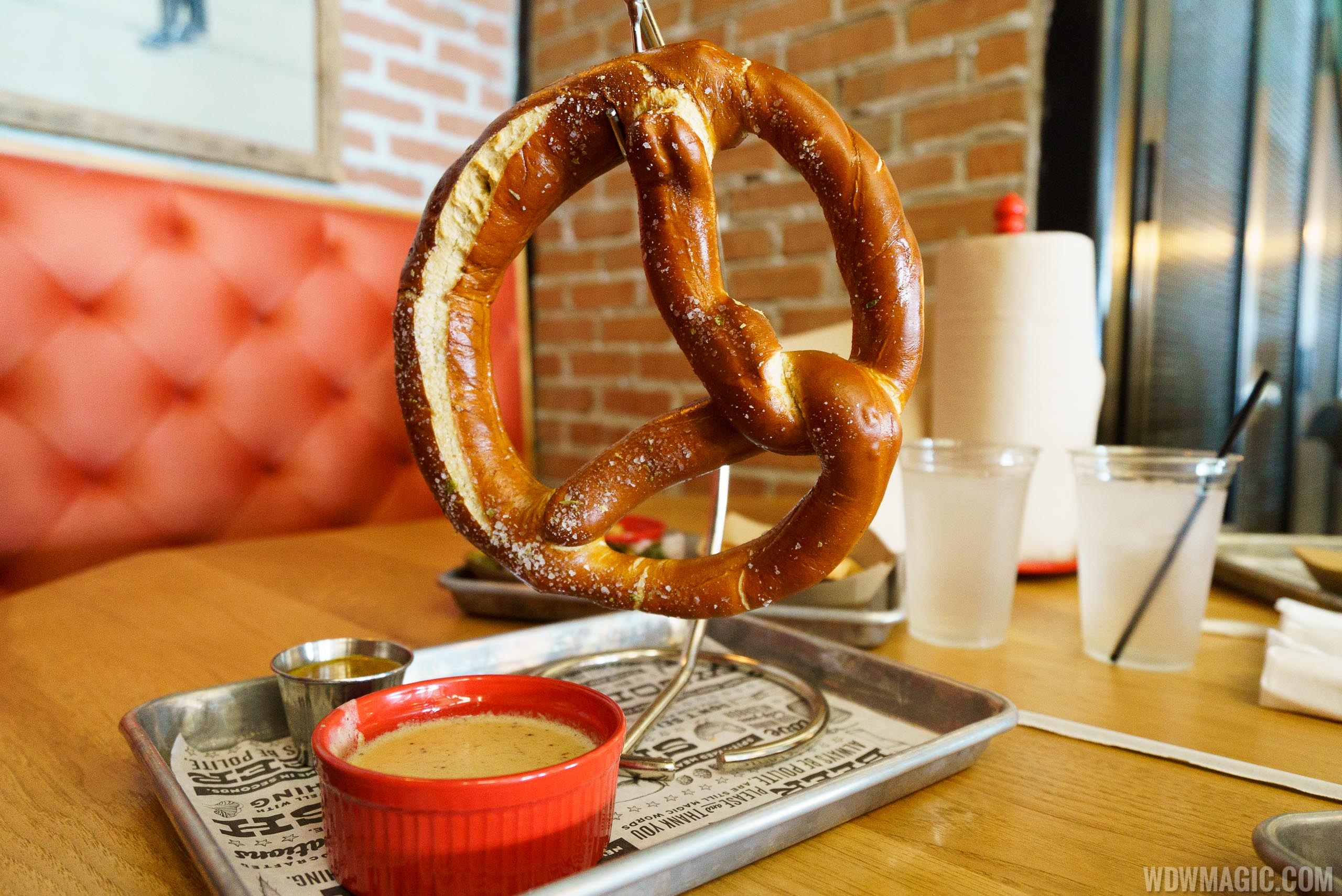 The Polite Pig - Hop Salt Pretzel