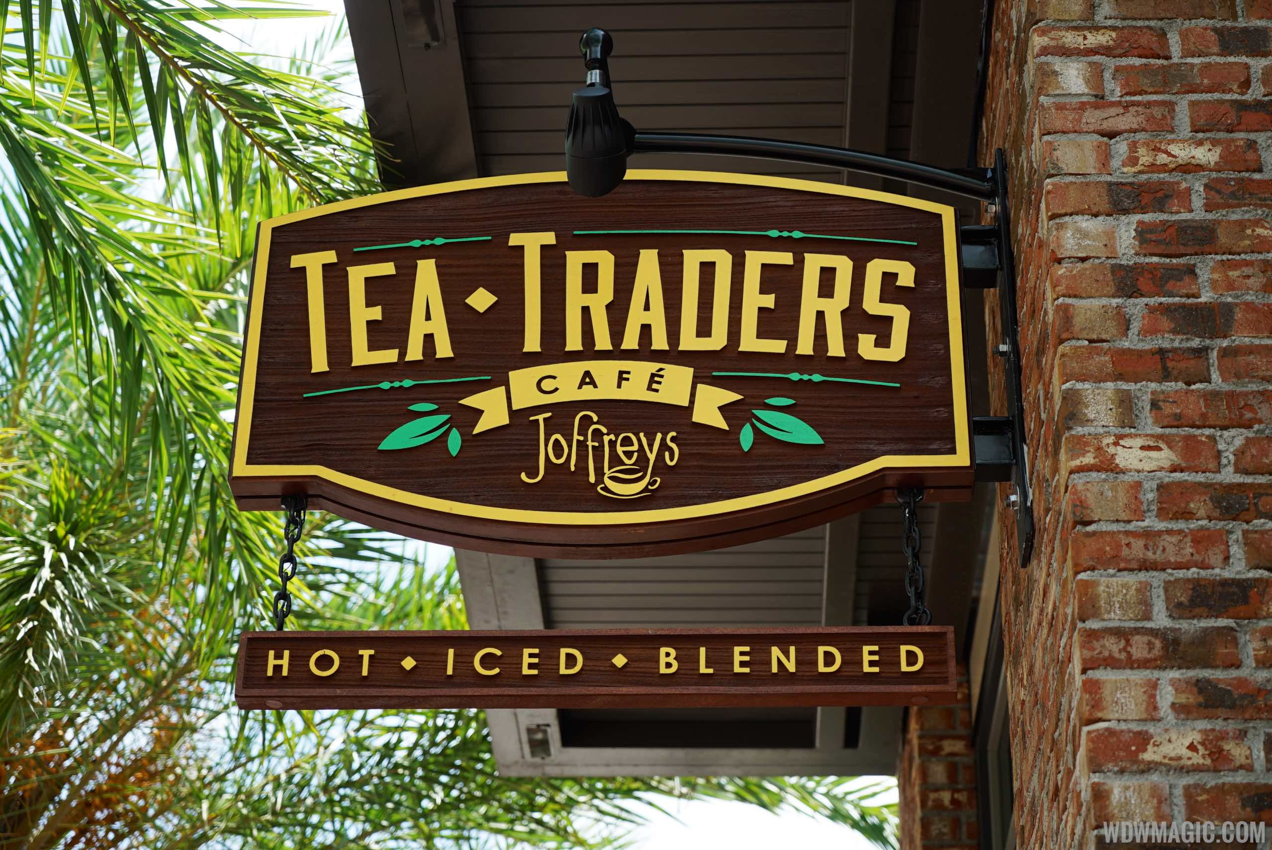 The Tea Traders Cafe overview