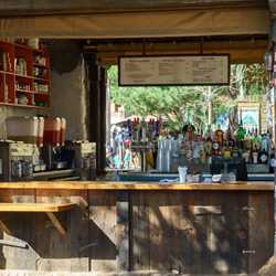Thirsty River Bar and Trek Snacks overview