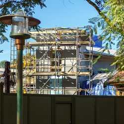 Tiffins construction