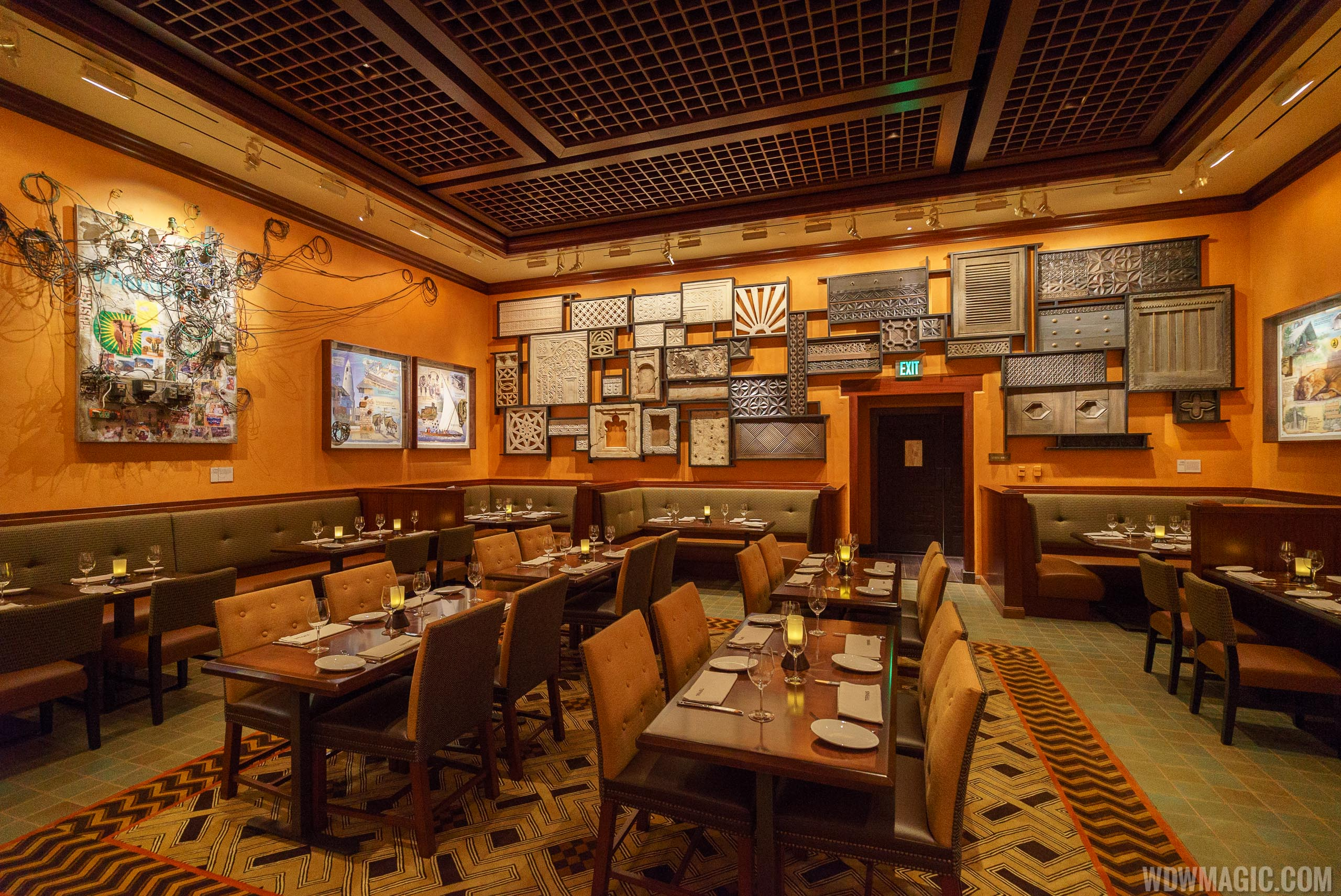 New Restaurants And Lounges Added To Tables In Wonderland Discount Program