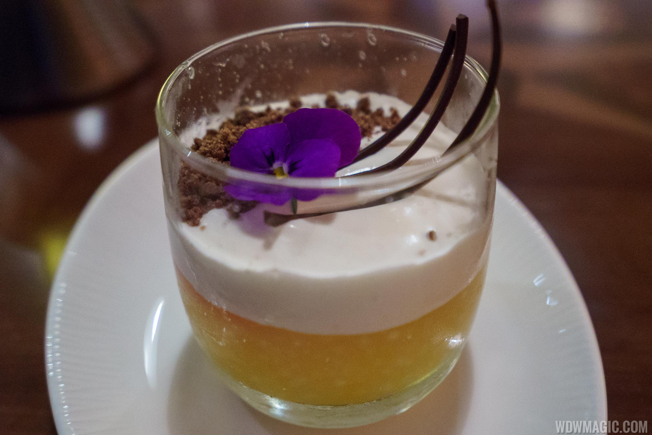 Tiffins - Passion Fruit Tapioca Creme