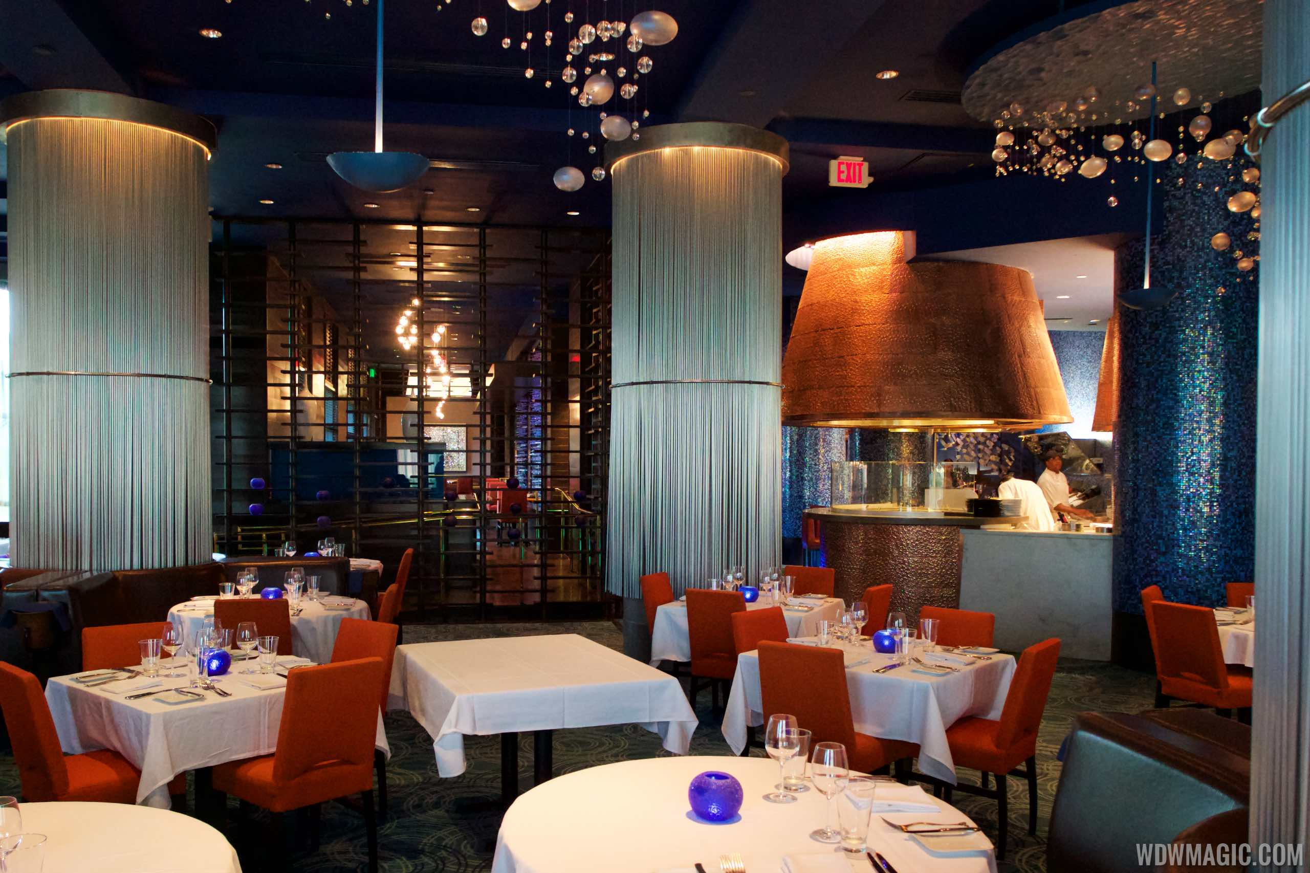 Todd English's bluezoo - Dining Room