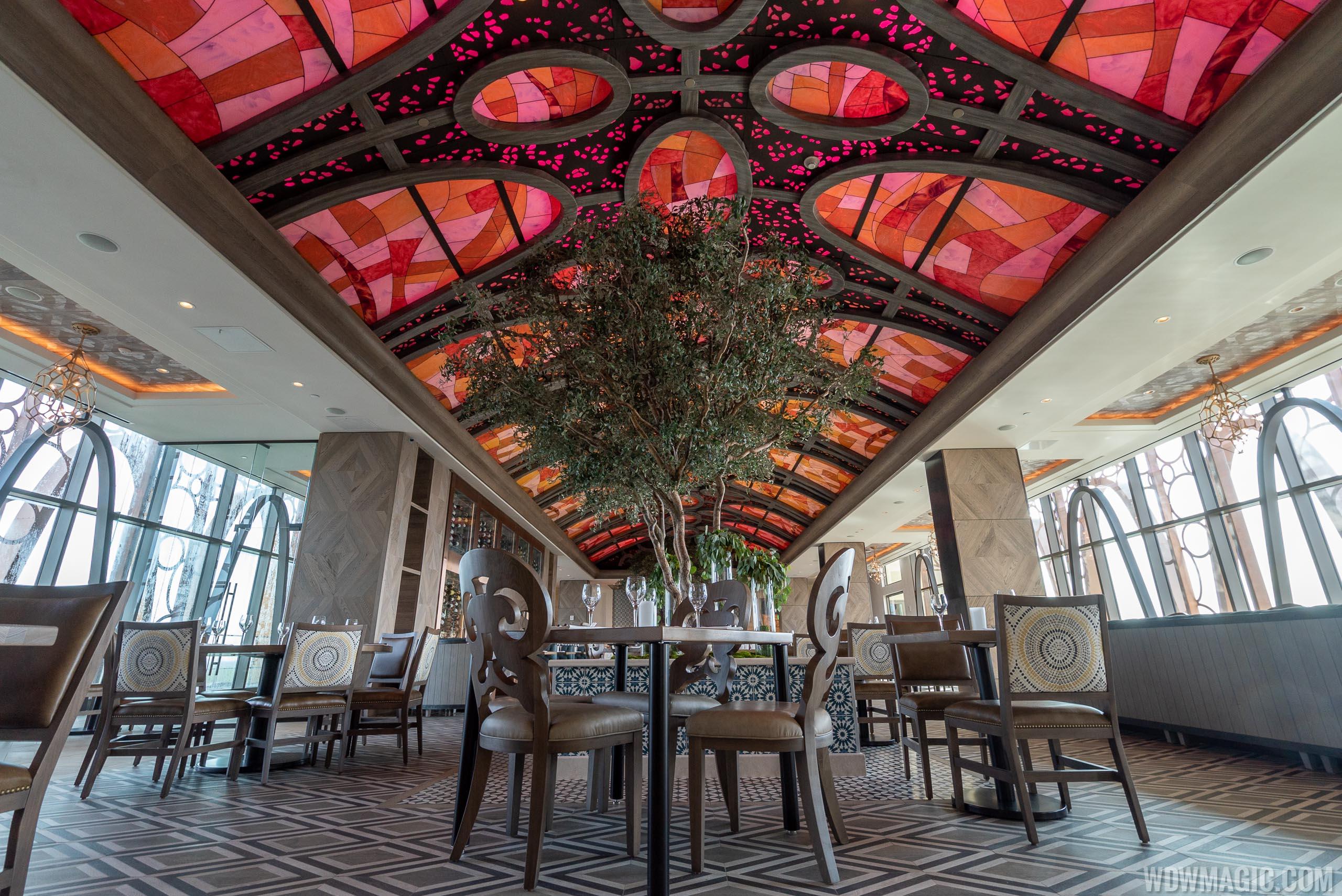 Toledo - one of the latest table service restaurants at Walt Disney World