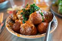 'Bravas' Potatoes
