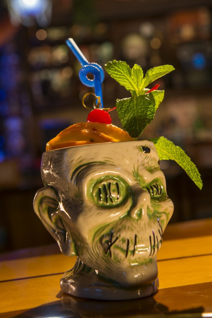 Trader Sam's Grog Grotto food and drink - Cocktail