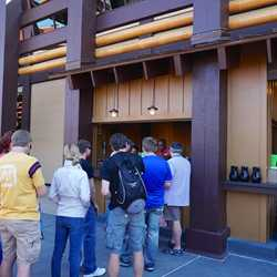 Trader Sam's Grog Grotto and Tiki Terrace opening night