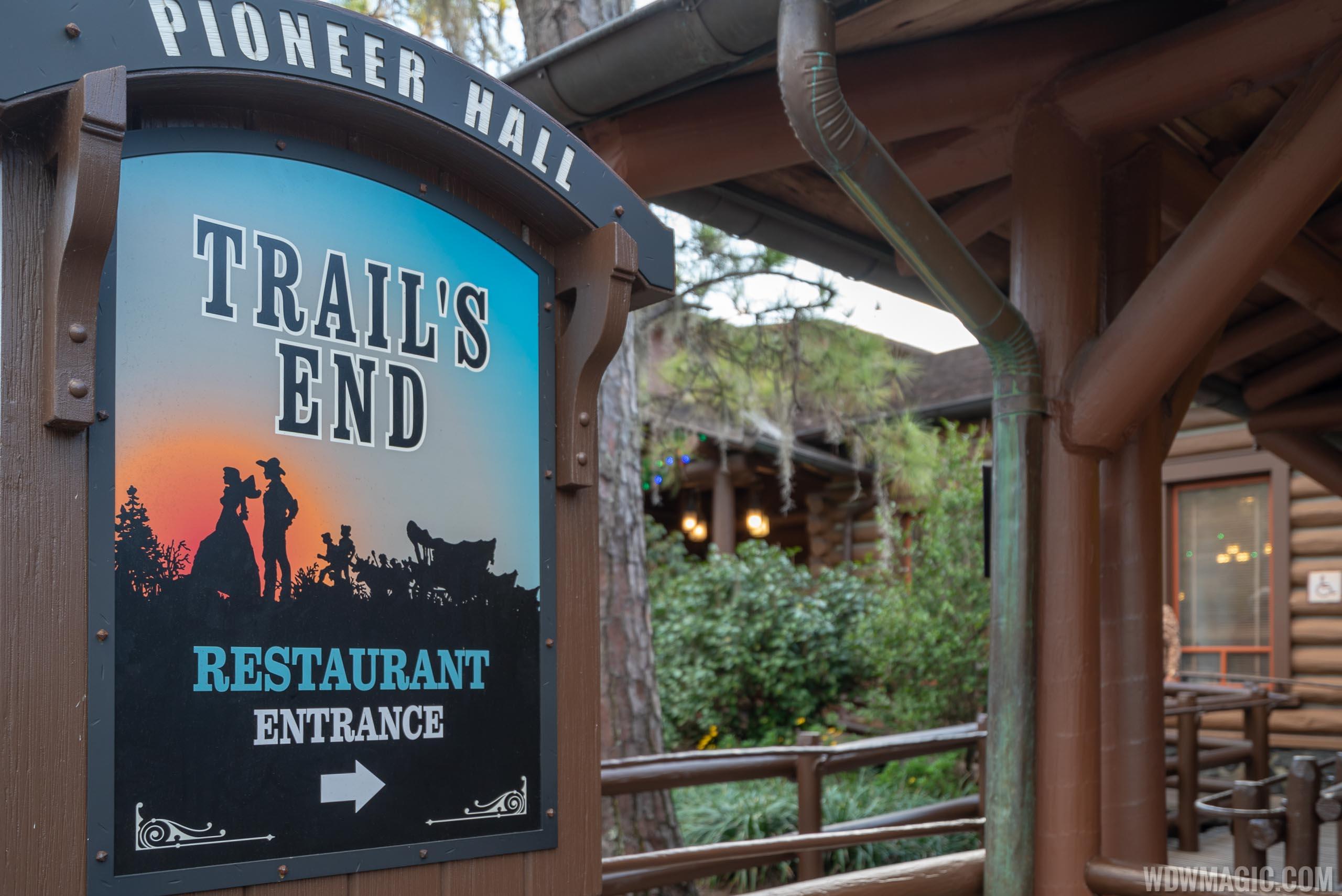 Trail's End Dinner Buffet